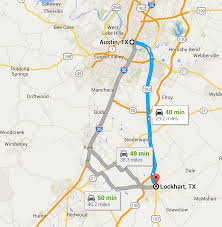 Austin Texas On Map by Lockhart Bbq A Glutton U0027s Guide To The Best Barbecue In