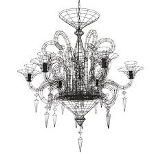 French Wire Chandelier Recreate This Stunning Open Plan Bedroom Ideal Home