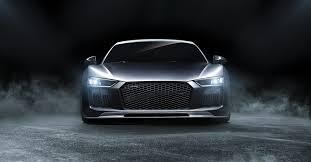 Audi R8 Front - audi r8 vrs aero front spoiler custom body kits u0026 carbon fiber