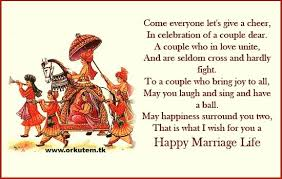 marriage celebration quotes wedding wishes quote quote number 551509 picture quotes