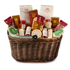 picnic gift basket hickory farms picnic basket hickory farms