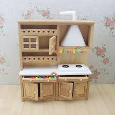 Dollhouse Kitchen Sink by Aliexpress Com Buy Doll House Kitchen Furniture Wooden Toys
