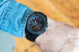 black friday g shock watches hands on the casio g shock g steel gst200rbg 1 in collaboration