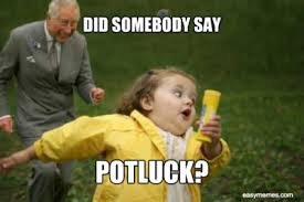 Potluck Meme - locally grown locally strong potluck south philly food co op