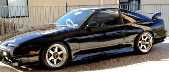 custom nissan 180sx car picker black nissan 180sx