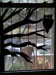 halloween silhouettes halloween decorations spooky digital