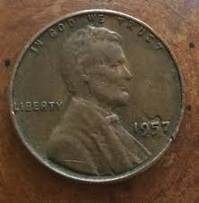 What Is A 1943 Copper Wheat Penny Worth by What Is A Die Break Coin Community Forum