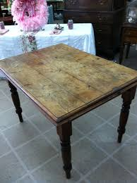 Primitive Dining Room Tables Gorgeous Antique Rustic Primitive Country Pine Harvest Dining