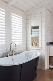 Recessed Bathroom Shelving 15 Exquisite Bathrooms That Make Use Of Open Storage