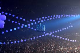 light show in atlanta concert review drake and future enlist gucci mane for special