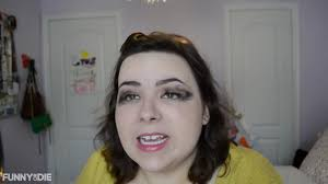 Halloween Makeup With Eyeliner Fakeup Tutorial How To Apply Winged Eyeliner For Halloween From