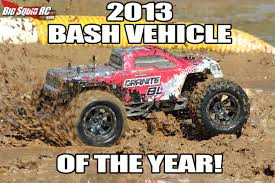 monster truck videos 2013 big squid rc 2013 bash vehicle of the year big squid rc u2013 news