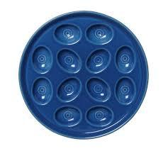 fiestaware egg plate 138 best homer laughlin china egg trays egg cups