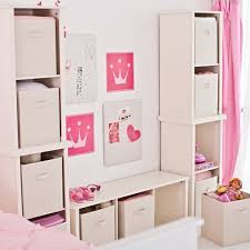 Storage Units For Bedrooms Contemporary Kids Bedroom With Antique White Classic Playtime Wall