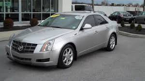2008 cadillac cts for sale 2008 cadillac cts awd 3 6 vvt v6 for sale brian hoskins ford