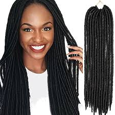 synthetic hair extensions vrhot 6packs faux locs crochet twist braids synthetic hair