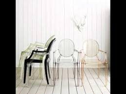 ghost chair design ideas pictures remodel youtube