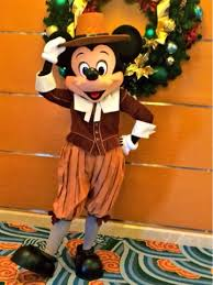 unofficial disney character guide thanksgiving day on the