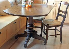 Kitchen Tables Furniture Pedestal Kitchen Table Furniture The New Way Home Decor