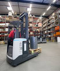 mail order company ostermann relies on unicarriers logistics