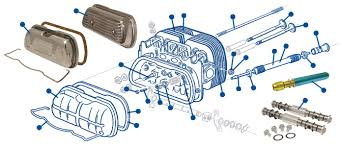 engine diagram vw beetle engine wiring diagrams instruction