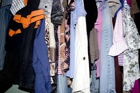 messy closet style czar go shopping in your friends u0027 closets toronto star