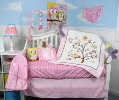 Soho Crib Bedding Set Soho Cherry Blossom Crib Nursery Bedding Set 14 Pcs
