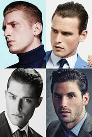 different types of receding hairlines 9 classic men s hairstyles that will never go out of fashion