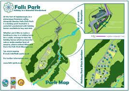 falls park site map