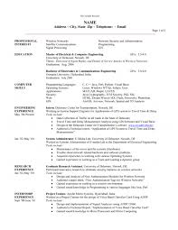 mit resume format agricultural engineer sample resume 13