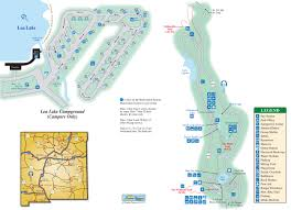 New Mexico State Map by Bottomless Lakes State Park Find Campgrounds Near Roswell New