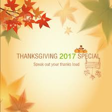 thanksgiving special speak out your thanks get free gift eu