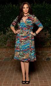 Flattering Plus Size Clothes 67 Best Beautiful Plus Size Dresses Images On Pinterest Curvy