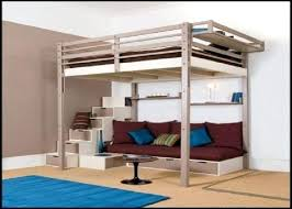 High Sleeper With Sofa And Desk High Bed With Desk What Is A Loft Bed With Desk For Bunk Beds