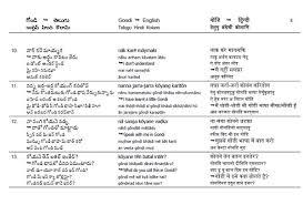 adilabad gondi to learn other languages