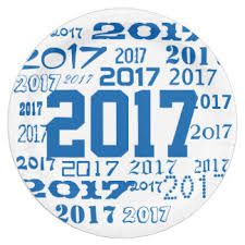 new year supplies new year 2017 plates zazzle