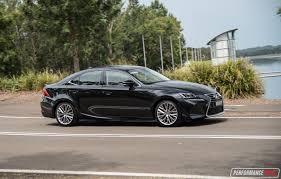 lexus luxury car 2017 lexus is 200t sports luxury review video performancedrive