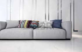 canapé hollandais rendu 3d de vue de l angle hollandais du canapé et une table dans la