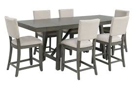 Counter Height Dining Room Nebraska Counter Height Dining Room Mor Furniture For Less