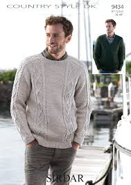 knit one u003e mens patterns