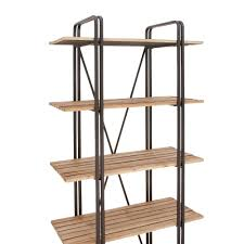 Etagere Wood Furniture Home Metal And Wood 71 Etagere Bookcase Design Modern