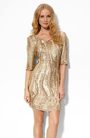 beautiful new years dresses image detail for papell beaded gold color cocktail dress