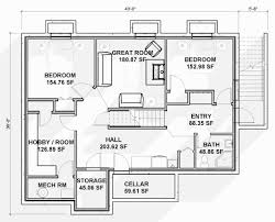 basement plans rpod floor plans r pod floor plans fresh 47 new image walkout