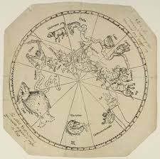 Star Maps Celestial Art And Science In Albrecht Dürer U0027s 1515 Star Charts