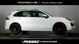 porsche cayenne blacked out new 2016 porsche cayenne gts