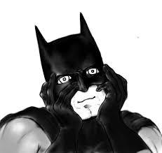 Batman Face Meme - image 633991 mirai nikki yandere face know your meme
