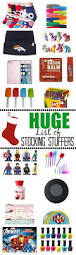 Stocking Ideas by Huge Stocking Stuffer Ideas List Crazy Little Projects