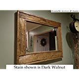 Home Decor Mirrors Amazon Com Country Rustic Mirrors Home Décor Handmade Products