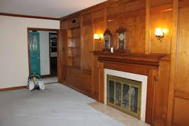 wood paneling walls living room rare wood walls in living room pictures concept