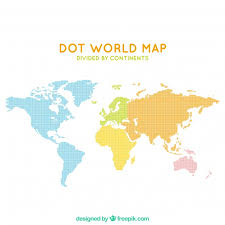 dotted world map vectors photos and psd files free download